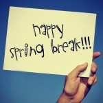 5 Tips For a Productive Spring Break